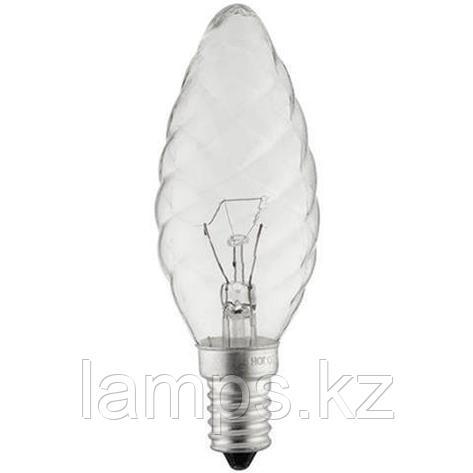 Лампа накаливания SCREW CLEAR-60 , фото 2