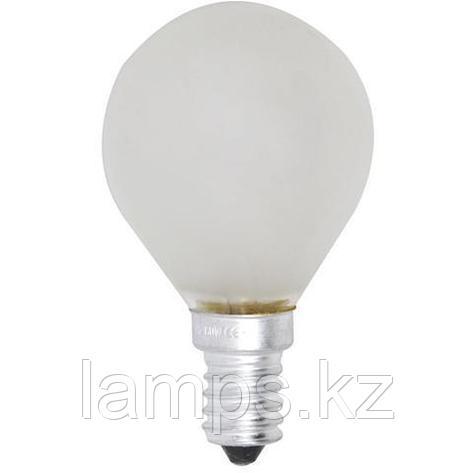 Лампа накаливания GLOBE FROSTED-60 , фото 2