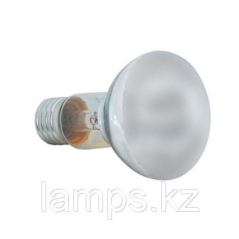 Рефлекторная лампа накаливания R63-60 60W , фото 2