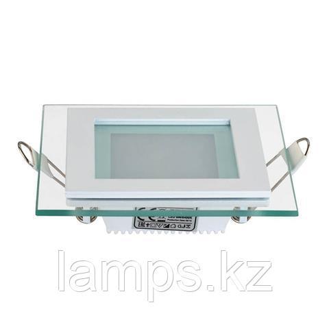 Панель светодиодная встраиваемая квадратная MARIA-6 6W белый 6400K