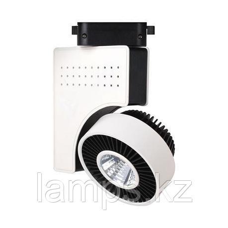 Светильник на шину, трековый, потолочный, светодиодный ZURIH-23 23W белый 4200K, фото 2