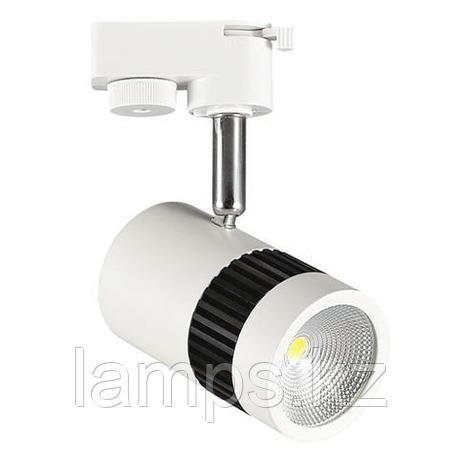 Светильник на шину, трековый, потолочный, светодиодный MILANO-13 13W белый 4200K, фото 2