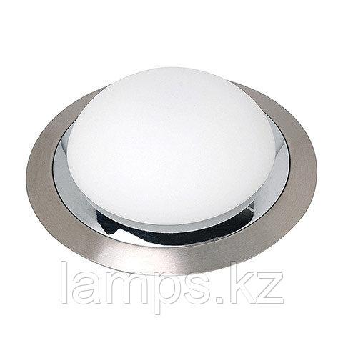 Настенно-потолочный светильник ILGAZ-1 хром, матовый хром
