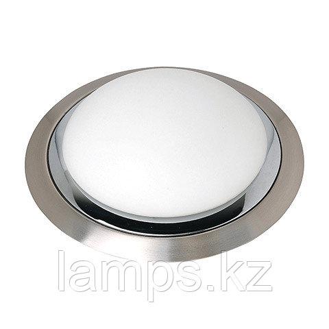 Настенно-потолочный светильник ILGAZ-2 хром, матовый хром