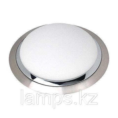Настенно-потолочный светильник ILGAZ-3 хром, матовый хром