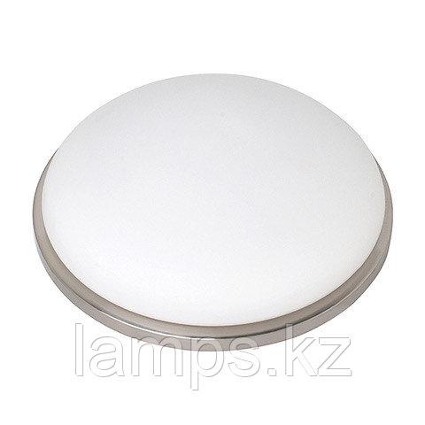 Настенно-потолочный светильник ZARA-2 матовый хром