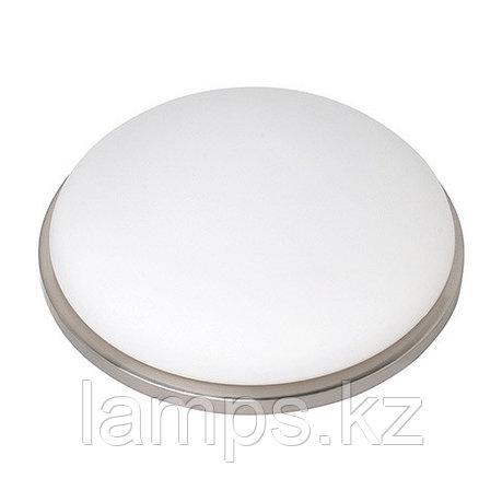Настенно-потолочный светильник ZARA-2 матовый хром , фото 2