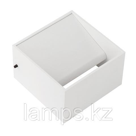 Настенный светильник, бра TRUVA 8W белый 4200K