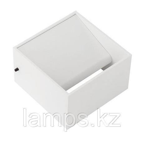 Настенный светильник, бра TRUVA 8W белый 4200K, фото 2