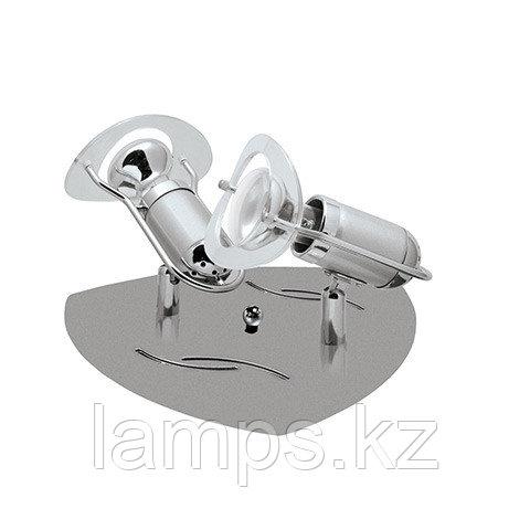 Потолочный светильник AMOS-4 хром, матовый хром