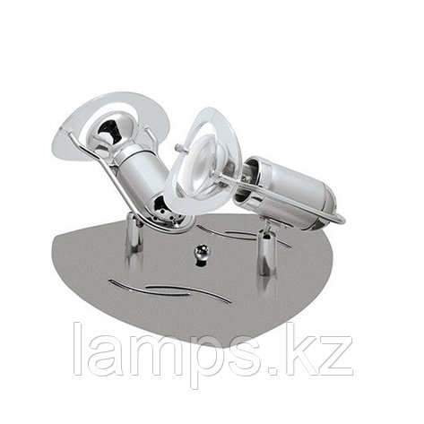 Потолочный светильник AMOS-4 хром, матовый хром  , фото 2