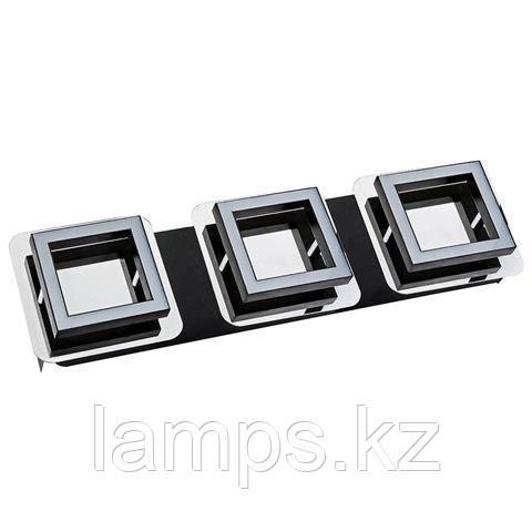 Потолочный светильник светодиодный LIKYA-3 3X5W хром 4000K