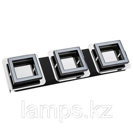 Потолочный светильник светодиодный LIKYA-3 3X5W хром 4000K , фото 2