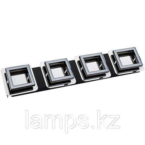 Потолочный светильник светодиодный LIKYA-5 4X5W хром 4000K