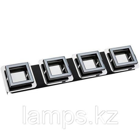 Потолочный светильник светодиодный LIKYA-5 4X5W хром 4000K , фото 2