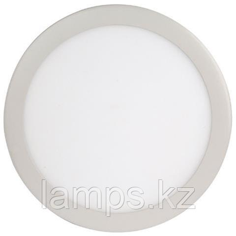 LED панель светодиодная круглая D279 SLIM-24 24W 2700K