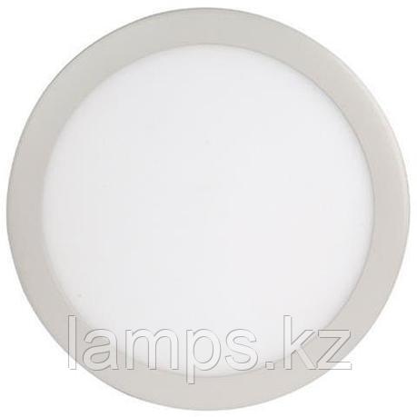 LED панель светодиодная круглая D279 SLIM-24 24W 2700K , фото 2