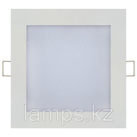 LED панель светодиодная квадратная 146x146 SLIM/Sq-9 9W 2700K