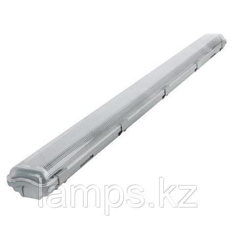 Герметичный накладной светильник светодиодный PROFIX-120D 120CM , фото 2