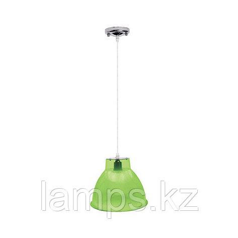 Светильник подвесной промышленный светодиодный AFRODIT 100W зеленый , фото 2