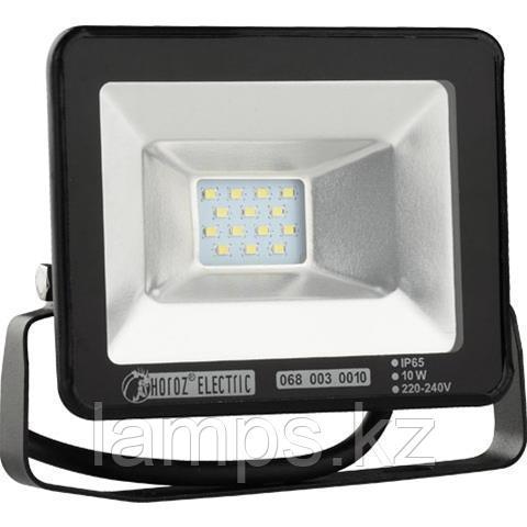 Прожектор герметичный светодиодный PUMA -10 10W черный 6400K