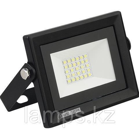 Прожектор герметичный светодиодный PARS-20 20W черный 6400K