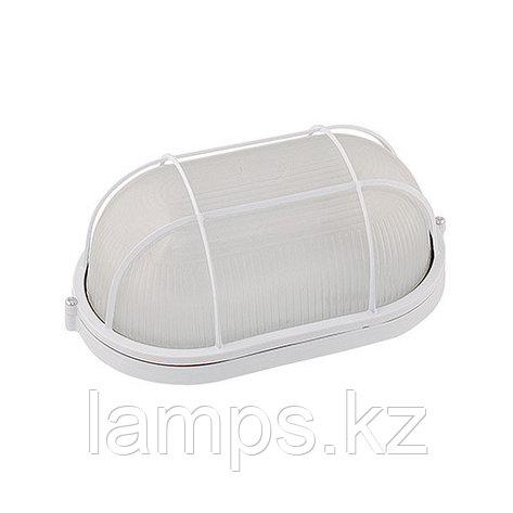 Светильник герметичный накладной KACKAR 100W белый , фото 2