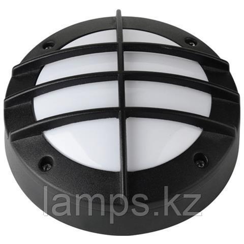 Светильник пылевлагозащищенный светодиодный ANT 6W 4000K черный