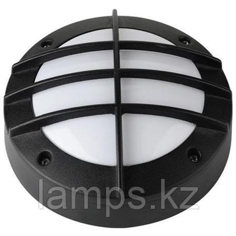 Светильник пылевлагозащищенный светодиодный ANT 6W 4000K черный , фото 2