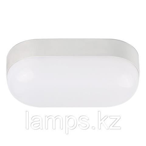 Светильник герметичный накладной светодиодный YILDIZ-8 8W 4200K белый