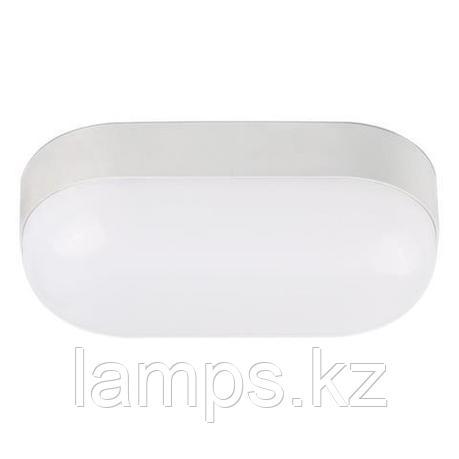 Светильник герметичный накладной светодиодный YILDIZ-15 15W 4200K белый , фото 2