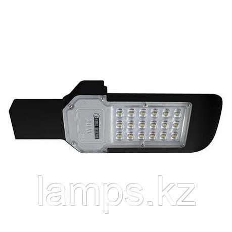Уличный консольный светильник ORLANDO-20 20W черный 4200K , фото 2