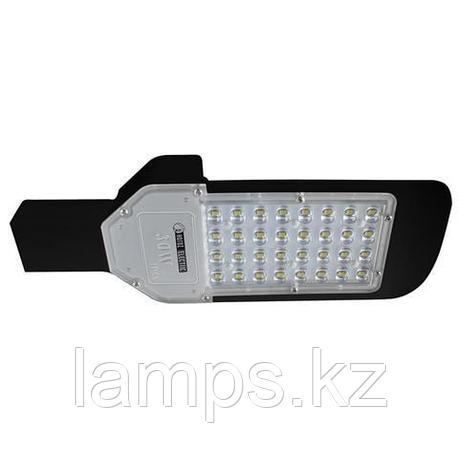 Уличный консольный светильник ORLANDO-30 30W черный 4200K , фото 2