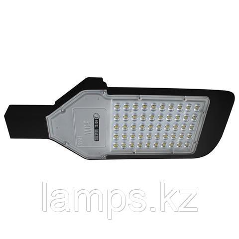 Уличный консольный светильник ORLANDO-50 50W черный 6400K