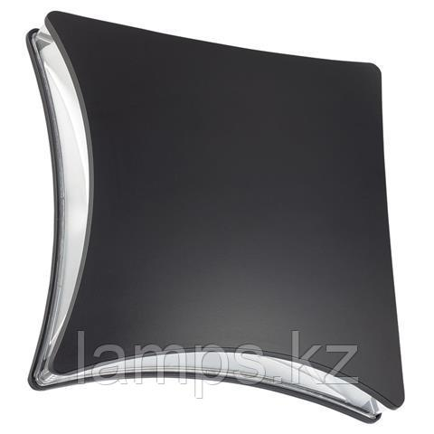 Уличный настенный светодиодный светильник TAFLAN 55W черный 4100K