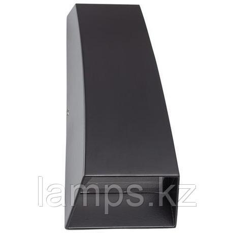 Уличный настенный светодиодный светильник SELVI 35W черный 4100K , фото 2