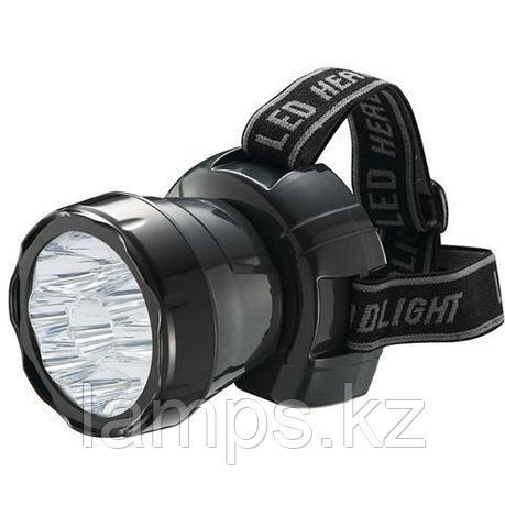 Светодиодный фонарь на голову, с аккумулятором, BECKHAM-4 , фото 2