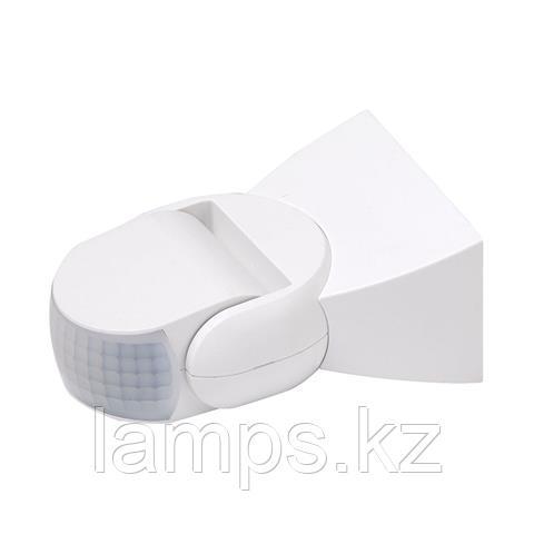 Датчик движения пылевлагозащищенный MEGANE 1200W белый IP65