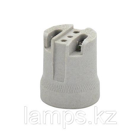 Патрон керамический Е27 HL 591 , фото 2