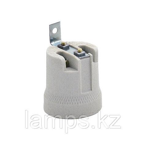 Патрон керамический Е27 HL 592 , фото 2