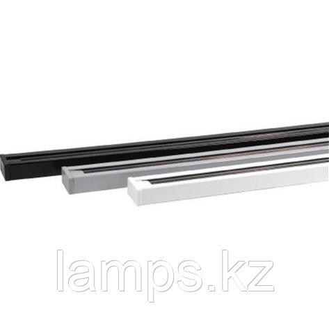 Шинопровод 1 линейный 1метр черный , фото 2