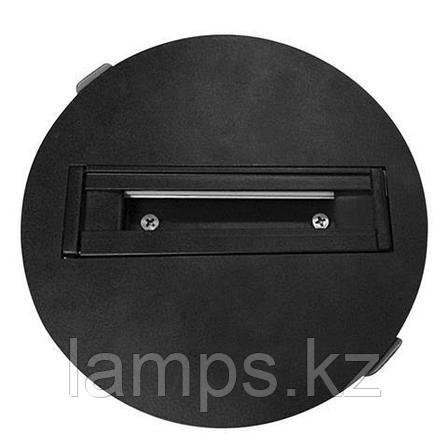 Потолочное крепление для трековых светильников черный, фото 2