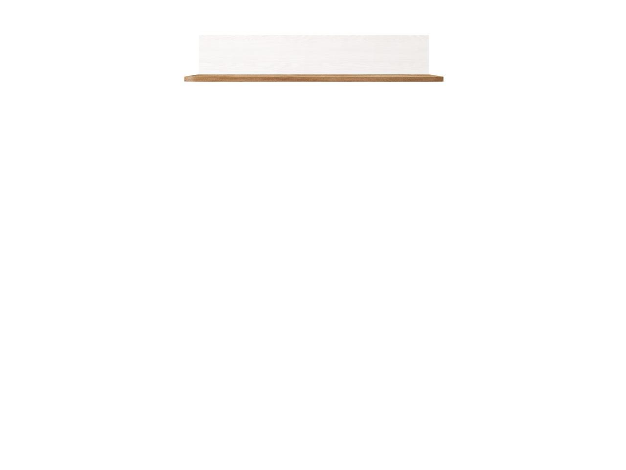 Полка навесная, коллекции Мальта, Лиственница сибирская, БРВ Брест (Беларусь)