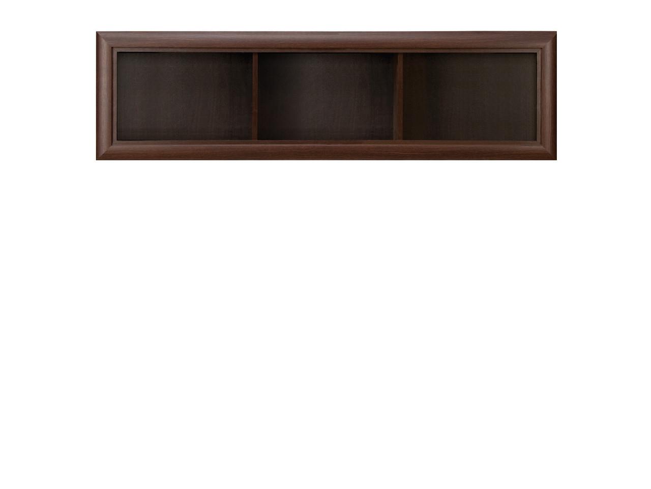 Шкаф для книг навесной 1Д , коллекции Коен, Венге Магия, БРВ Брест (Беларусь)