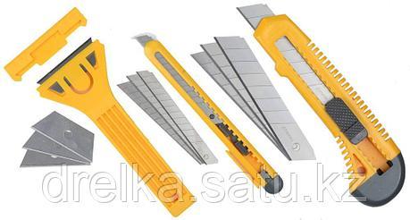 "Набор STAYER Ножи и скребки ""STANDARD"" для ремонта, 6 предметов , фото 2"