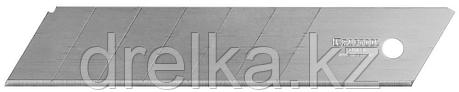 """Лезвие KRAFTOOL """"PRO"""" сегментированное, 7 сегментов, 25мм, 5шт, фото 2"""