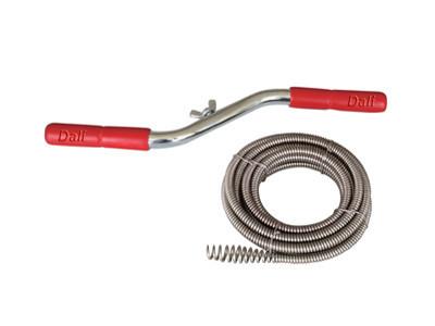 Спираль с ручкой и насадкой мод. D-3s-22d