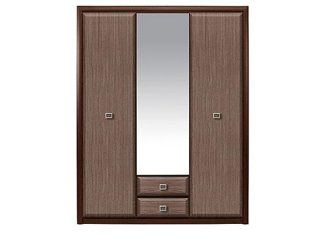 Шкаф для одежды 3Д , коллекции Коен МДФ, Штрокс Темный, БРВ Брест (Беларусь), фото 2