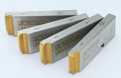 Плашки для станка HSS BSPT (GOLD)