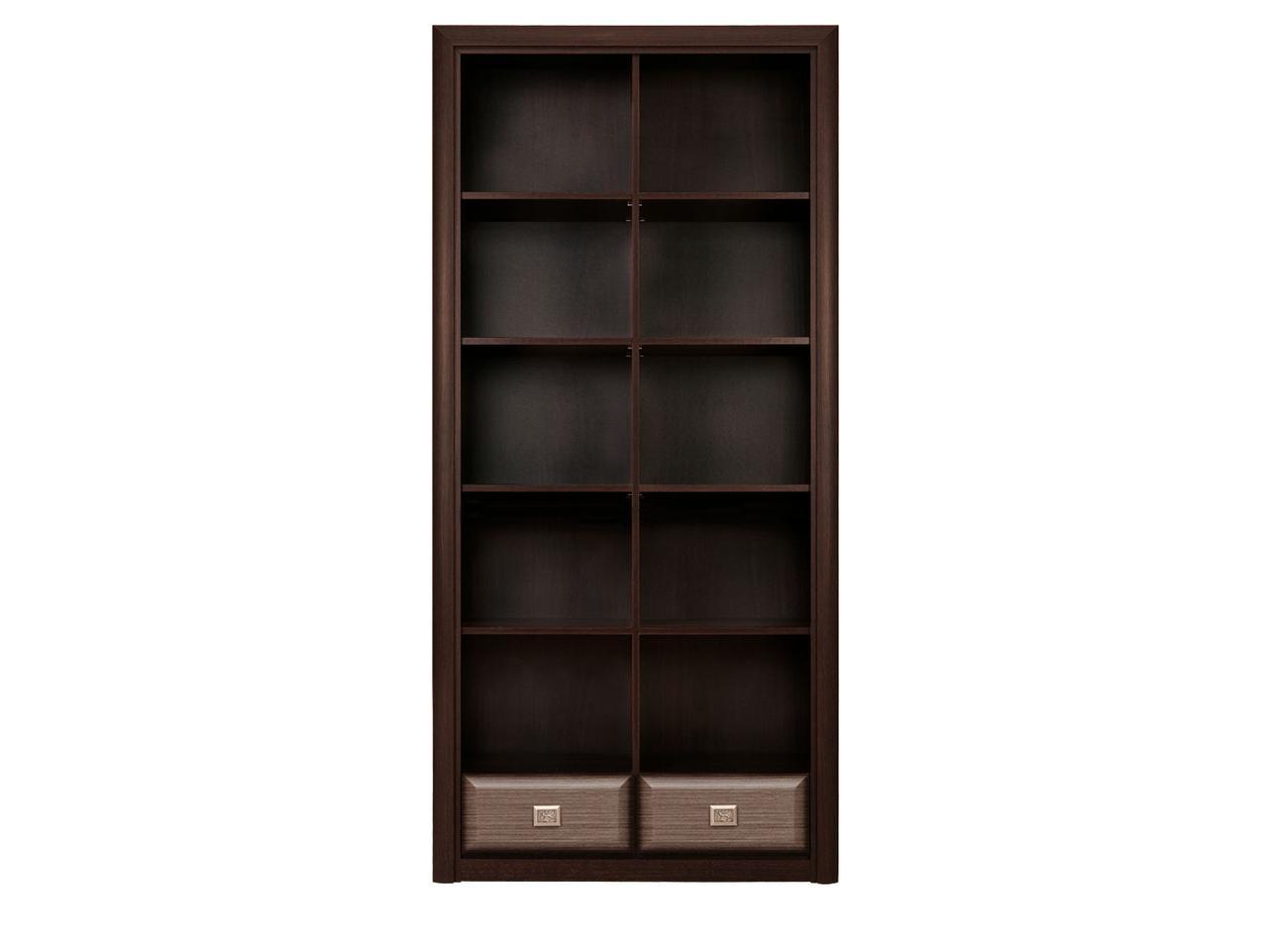 Шкаф витрина 2Д , коллекции Коен МДФ, Штрокс Темный, БРВ Брест (Беларусь)